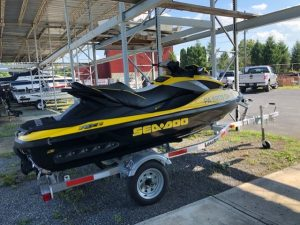 2011 Sea Doo RXT IS 260
