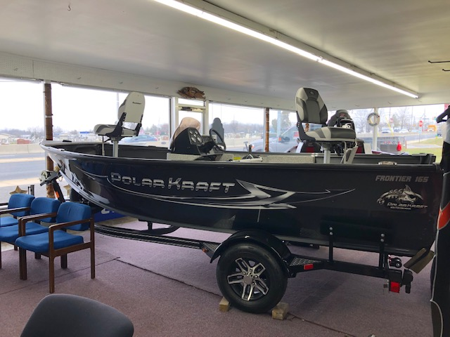 2020 Polar Kraft Frontier FRV165SC 15