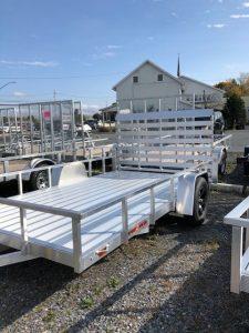 aluminum boat trailer
