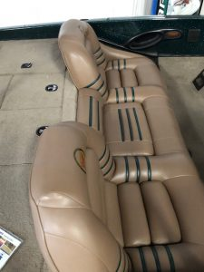 seats in a boat