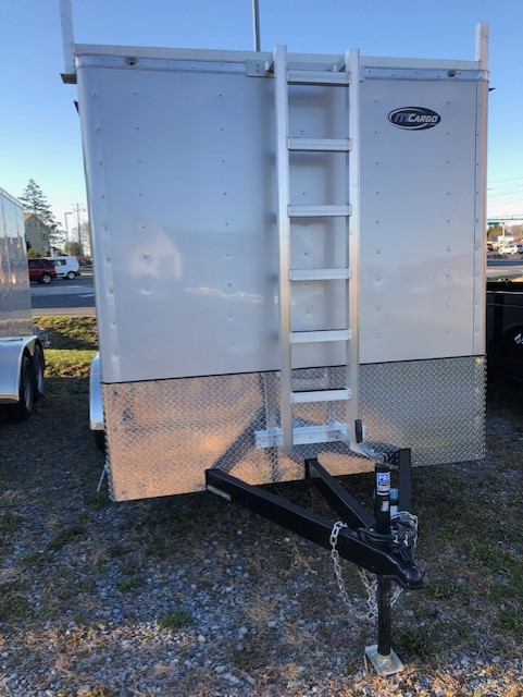 2020 ITI Honor Line 7 x 14 Enclosed Work Trailer 8