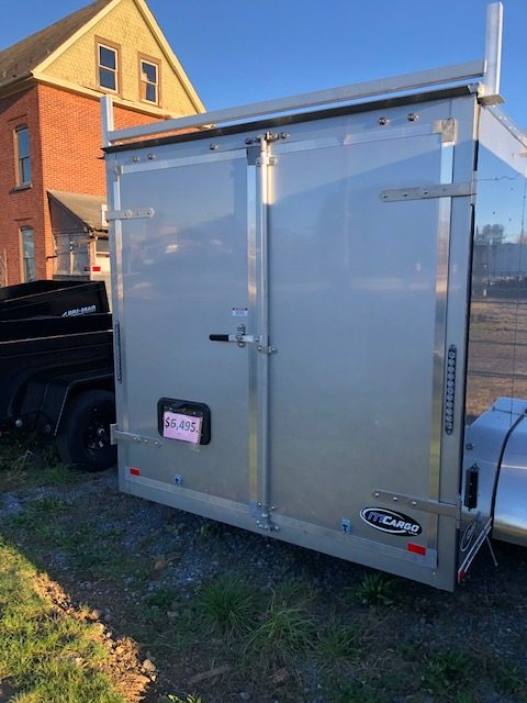 2020 ITI Honor Line 7 x 14 Enclosed Work Trailer 10