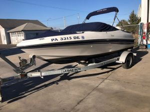 2003 Four Winns Freedom 170 B/R