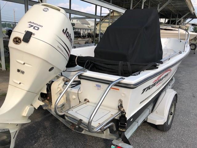2004 Trick's Boat Triumph 170CC 20