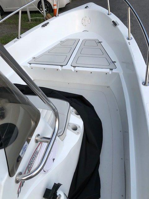 2004 Trick's Boat Triumph 170CC 23