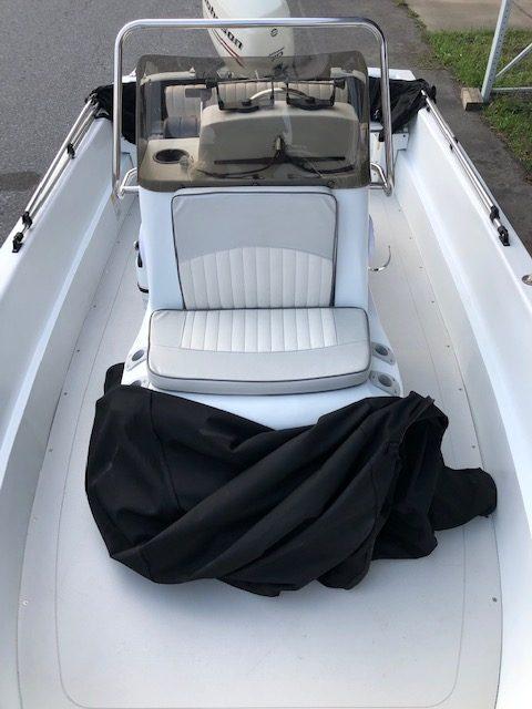 2004 Trick's Boat Triumph 170CC 25