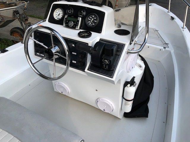 2004 Trick's Boat Triumph 170CC 22